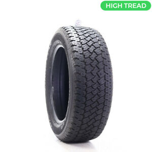 Used 275 55r20 Goodyear Wrangler At S 111t 9 5 32