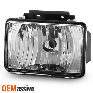 Fit 2004 2012 Chevy Colorado Gmc Canyon Pickup Bumper Fog Light 1pc replacement
