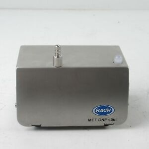 Hach Met One 6015 Remote Airborne Particle Counter 2088615 sf s