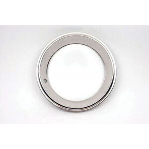 Full Size Chevy Rally Wheel Trim Ring 15 X 7 With Ring Style Clips 1958 1972