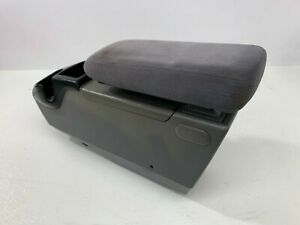 1991 2001 Oem Ford Ranger And Explorer Center Console Armrest Pad Storage s7869