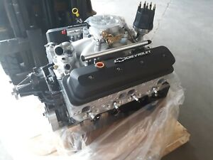 Oem New Gm Chevrolet Performance 19368149 Crate Engine 350 420 Hp Zz6