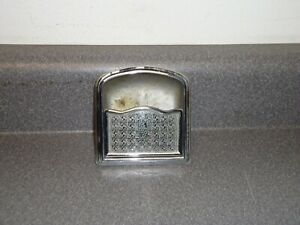 1930 S 1940 S Buick Ashtray W Emblem And Housing Gm Accessory Rare