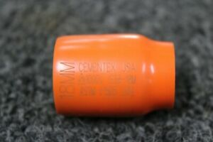 Cementex Is38 18m 1000v Insulated 3 8 Dr 18mm 12 point Socket