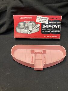 Nos 1930s 1940s 1950s Chevrolet Ford Bomb Accessory Dash Tray Dodge Hot Rod
