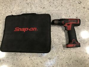 Snap On Cdr761 14 4 Volt Microlithium 3 8 Cordless Drill Driver With Battery