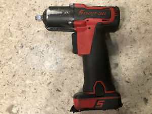 Snap On Ct761 14 4v Lithium 3 8 Cordless Impact Wrench With Battery
