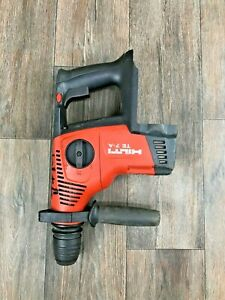 Hilti Te 7 a 36v Cordless Rotary Hammer Drill tool Only battery Powered