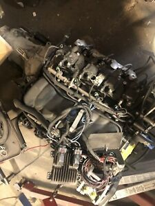 Ls3 Engine 6 2l And Transmission 4l60