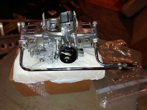 Quick Fuel Carburetor Br 67257 Brawler Diecast 750cfm 4bbl Mechanical Secondary