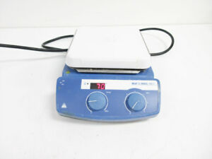 Ika C mag Hs 7 3581201 Ikamag Hot Plate Magnetic Stirrer Ceramic Heating