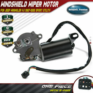Front Windshield Wiper Motor For Jeep Wrangler Yj 87 95 40 432 85 432 56030005