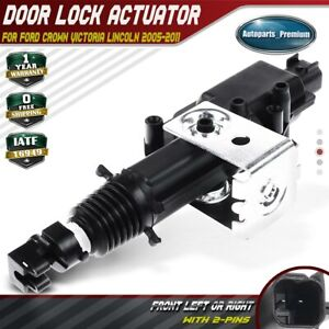 Door Lock Actuator For Ford Lincoln Town Car 2005 2011 Front Left right 746 185