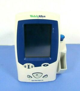 Welch Allyn Spot Vital Signs Monitor Lxi 450to Good Working No Battery