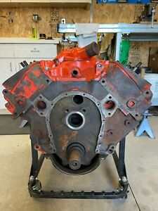 396 Chevy Big Block Casting 3969854 also Oval Heads And Intake All 69 Dated