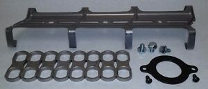 New Chevrolet 305 350 Roller Lifter Retainer Guides And Cam Plate