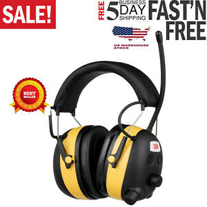 Worktunes Digital Hearing Protector With Am fm Stereo Radio