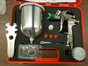 Spray Gun Hvlp 1 7mm New Demo For Use In Body Shops Industry And Woodwork New