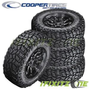 4 Cooper Discoverer Stt Pro Lt295 65r20 129q E Off road Truck Mud Tires