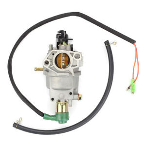 Carburetor Fit Champion Power Cpe 41430 420cc 7500 9375 Watt Carb Gas Generator