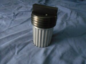 1956 1957 Ford Thunderbird Dual Quad E Type Fuel Filter New Garbage Can