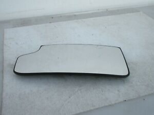 Towing Mirror Glass Power Heated Signal Lower Driver Side Left Lh For Gm Oem