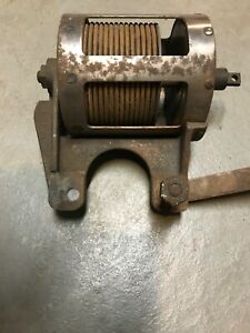 1930 1931 1932 Franklin Grill Shell Shutter Thermostat