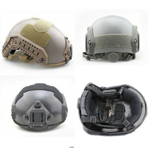 Carbon fiber Helmet Maritime CS OPS Helmet For Tactical Airsoft M L L XL BK DE $179.55