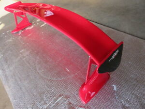 Mugen Integra Type R Rear Wing Dc5 Rear Wing Used For Integra