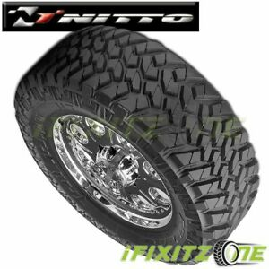 1 X Nitto Trail Grappler M T 35x12 50r20 121q E 10 Mud Terrain Tires