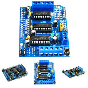 Motor Driver Integrated Circuits Shield Module Accessaries For Arduino Mega