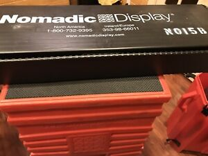Nomadic Display Table Top Presentation Display