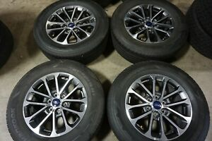 18 Ford F150 Factory Oem Wheels Rims Hankook Tires Expedition 10169