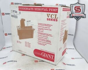 Little Giant Vcl 24uls Condensate Removal Pump