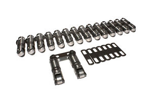 840 16 Comp Cams Endure X Solid Roller Lifter Set For Fits Ford 351c 351 400m