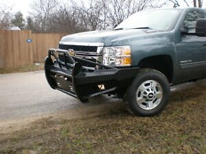 600 21 1005 Frontier Truck Gear 600 21 1005 Xtreme Front Bumper Replacement