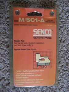 Senco Kit M sc1 a Yk0005 Fits All M Sc1 Tools New Old Stock