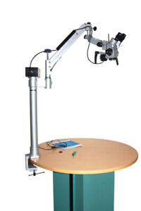 Portable Ophthalmic Surgical Operating Microscope 3 Step 45 Degree Ce 110 240v