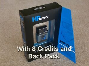 Hp Tuners Mpvi2 With Pro Feature Set 8 Universal Credits And Hp Tuners Backpack