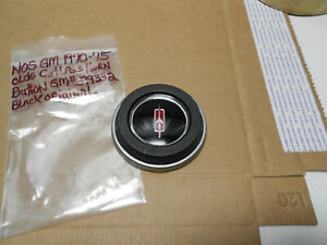 Nos Gm 1969 75 Olds Cutlass 442 Orig Steering Wheel Horn Button Hurst W30 Vso