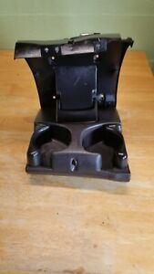 1998 2001 Dodge Ram Cup Holder Dark Gray Agate Charcoal Black