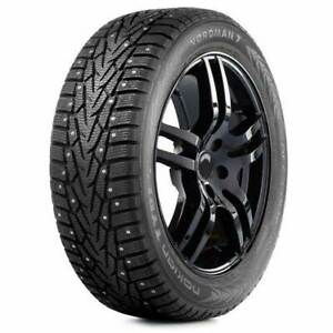 Nokian 225 55r18 Xl Nordman 7 Suv Studded 225 55 18 2255518 Winter Tire