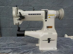 Industrial Sewing Machine Model Seilo Cw 8b Walking Foot cylinder Leather