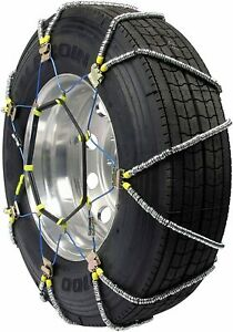 Security Chain Company Zt835 Super Z Heavy Duty Truck Tire Traction Chain Pair