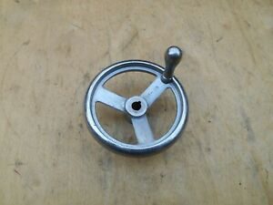 Atlas Craftsman 10 12 Lathe Carriage Hand Wheel Tail Stock Hand Wheel