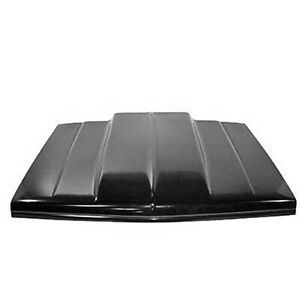 Proefx Straight 2 Inch Cowl Induction Hood Panel For 83 93 Chevy S10 Blazer
