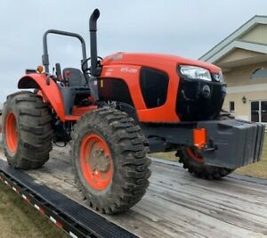 2018 Kubota Tractor Only 30 Hours Excellent Condition