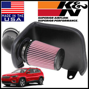 K N Fipk Cold Air Intake System Fits 2019 2020 Jeep Cherokee 3 2l V6