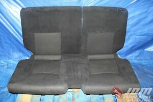 02 05 Honda Civic Type R Ep3 Complete Rear Seats 7 Jdm K20a