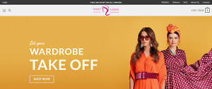 Dropshipping Women Fashionstore Professional Website Turnkey Business